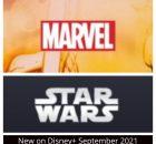 New on Disney+ September 2021