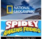 New on Disney+ October 2021