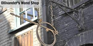 Ollivanders Wand Shop