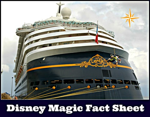 Disney Magic Ship Facts