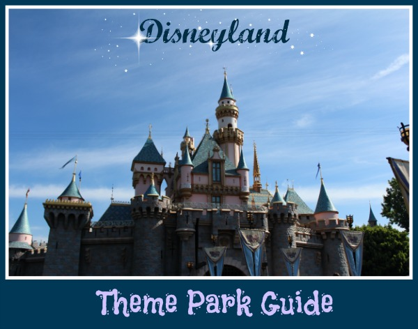 Disneyland Theme Park Guide