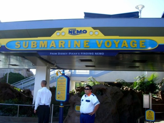Finding Nemo Submarine Voyage