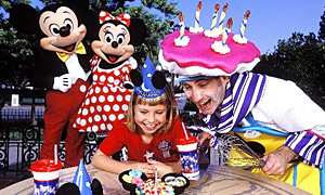 Celebration Options at Disneyland to add more magic to special trips