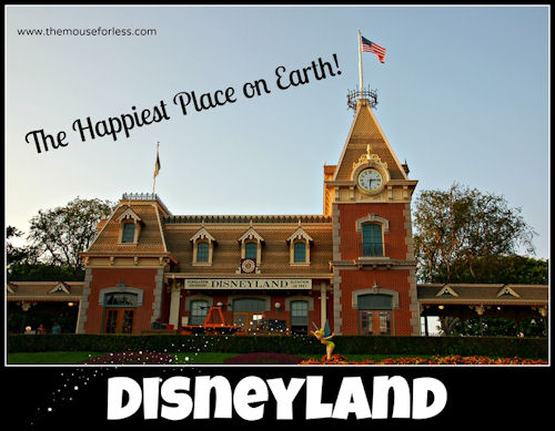 Disneyland Resort Vacation Planning
