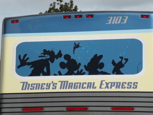 Disney's Magic Express Transportation Service