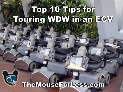 Top 10 ECV Touring Tips