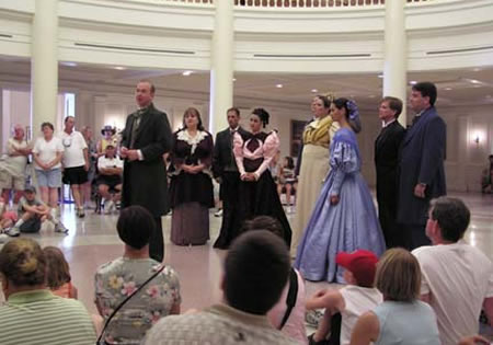 Voices of Liberty at Epcot | Live Entertainment Options