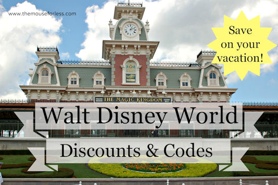 Wdw vacation deals