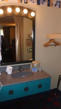 bathroom - Family Suites at Disney's All Star Music Resort