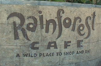 Reviews of Rainforest Cafe at Disney's Animal Kingdom