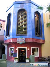 Reviews of Disneyland Hotel Coffee House