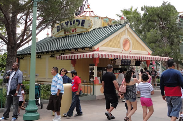Reviews of Disney California Adventure Bayside Brew