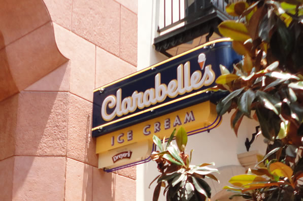 Clarabelle's Hand-Scooped Ice Cream Parlor