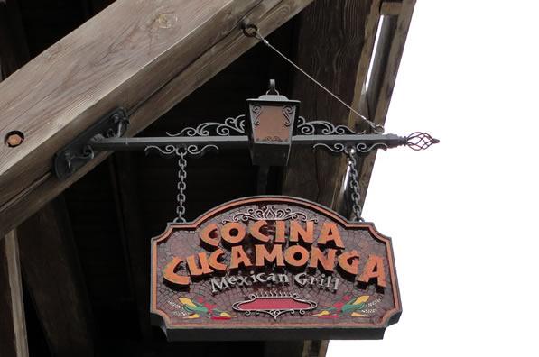 Reviews of Disney California Adventure Cocina Cucamonga Mexican Grill