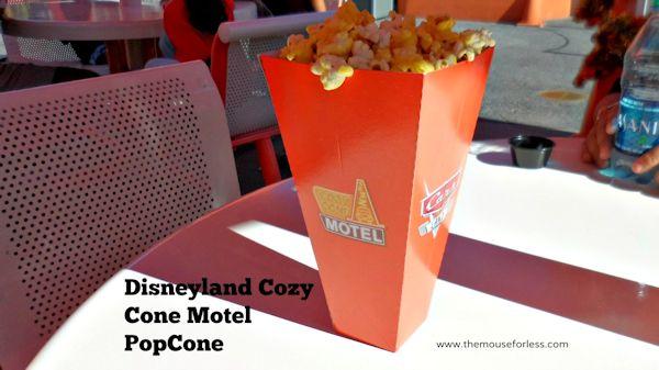 Cozy Cone PopCone popcorn
