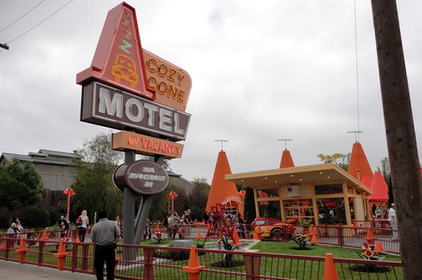 Reviews of Disney California Adventure Cozy Cone Motel