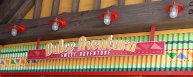 Reviews of Disney California Adventure Dulce Aventura