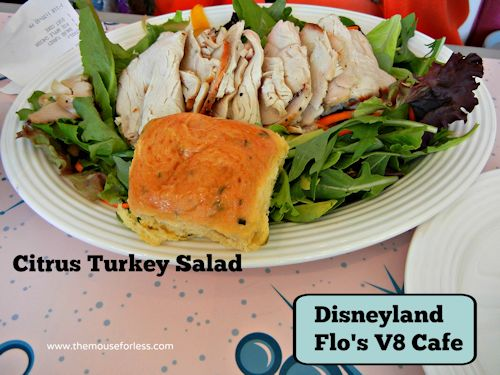 Flo's turkey salad