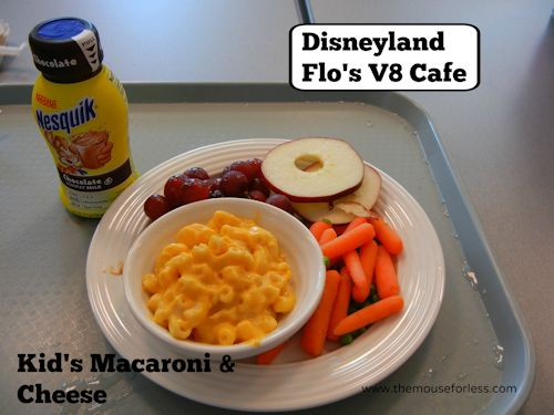 Flo's Kids Mac and Cheese