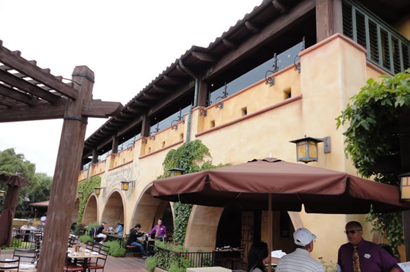 Reviews of Disney California Adventure Wine Country Trattoria