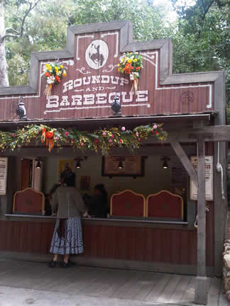 Reviews of Disneyland Big Thunder Ranch Barbeque