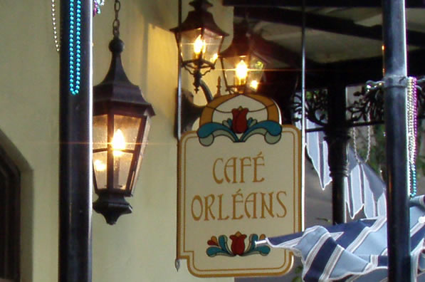 Reviews of Disneyland Cafe Orleans