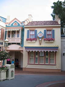 Reviews of Disneyland Main Street Cone Shop