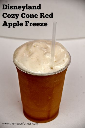 Cozy Cone Apple Freeze