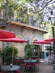 Reviews of Disneyland French Market Restaurant