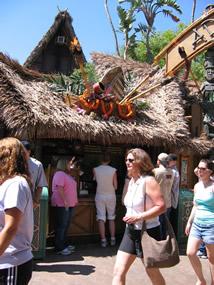 Reviews of Disneyland Tiki Juice Bar