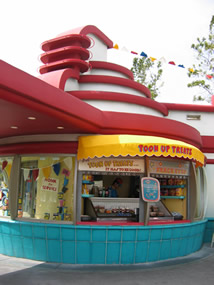 Reviews of Disneyland Tune Up Treats
