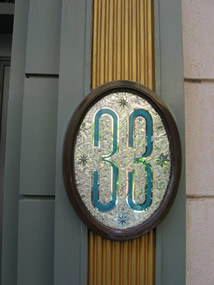 Reviews of Disneyland Club 33
