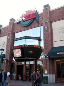 Reviews of Downtown Disney ESPN Zone