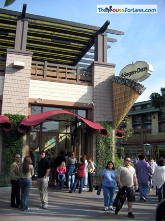 Reviews of Downtown Disney Haagen Dazs