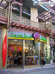 Reviews of Downtown Disney Jamba Juice