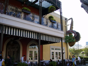 Reviews of Downtown Disney Ralph Brennan's Jazz Kitchen