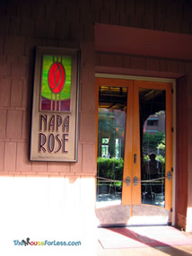Reviews of The Grand Californian Hotel Napa Rose