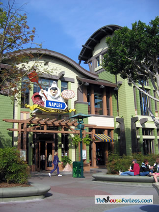 Reviews of Downtown Disney Napolini