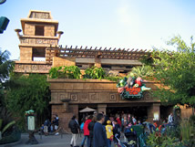Reviews of Downtown Disney Rainforest Cafe