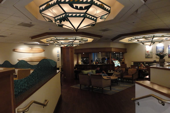 Reviews of Paradise Pier Hotel Surfside Lounge