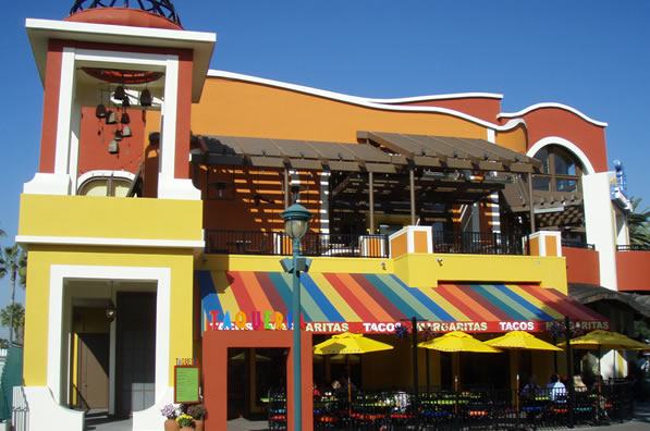 Reviews of Downtown Disney Tortilla Jo's Taqueria