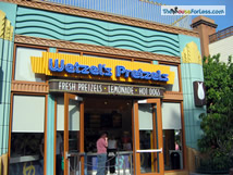 Reviews of Downtown Disney Wetzel's Pretzels
