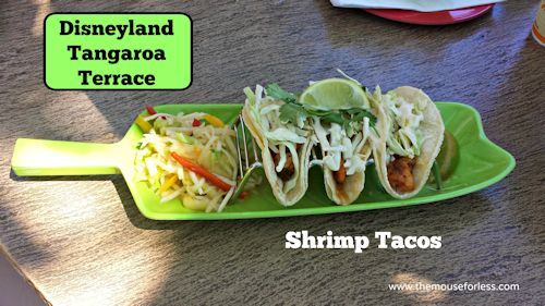 Tangaroa Terrace Shrimp Tacos