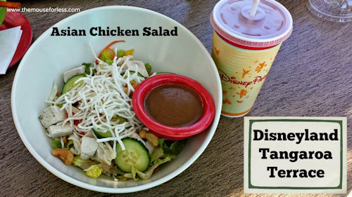 Tangaroa Terrace Asian Chicken Salad