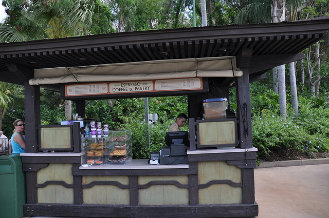 Reviews of Espresso Coffee & Pastry at Disney's Animal Kingdom