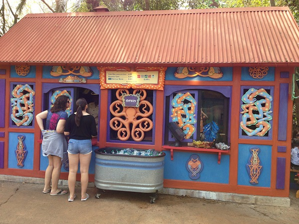 Reviews of Eight Spoon Cafe at Disney's Animal Kingdom