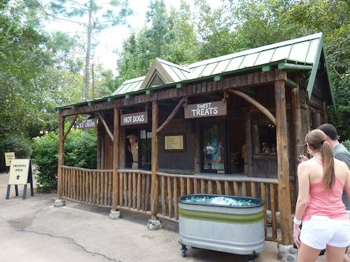 Reviews of Camp Fire Treats at Disney's Animal Kingdom