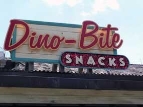 Reviews of Dino Bite Snacks at Disney's Animal Kingdom