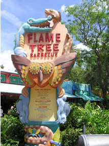 Reviews of Flame Tree Barbecue at Disney's Animal Kingdom