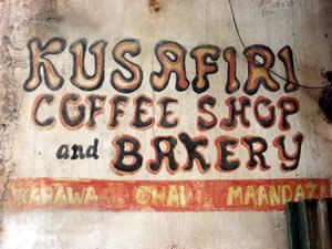 Reviews of Kusafiri Coffee Shop & Bakery at Disney's Animal Kingdom